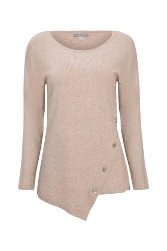 Luxe Knitwear Tunic