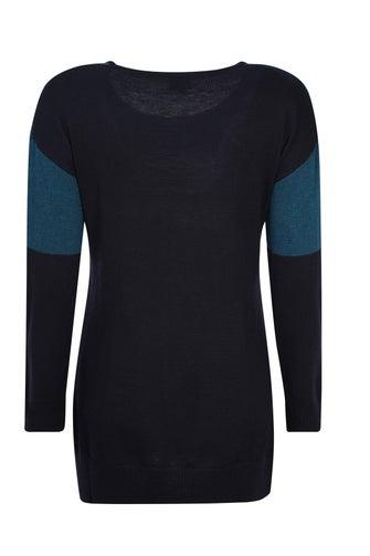 Fine Gauge Knitwear Tunic