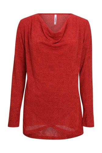 Soft Marle Knit Tunic