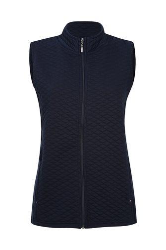Brushed Fleece Vest